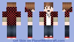 BajanCanadian Minecraft Skin