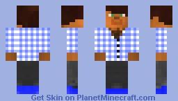 Handsome boy Minecraft Skin