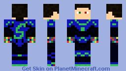 Hard Boy Minecraft Skin