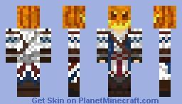 Connor Minecraft Skin