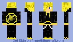 SurvivalGames Boy Minecraft Skin