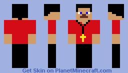 Random Guy Minecraft Skin