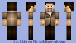 Rick Grimes Walking Dead Minecraft