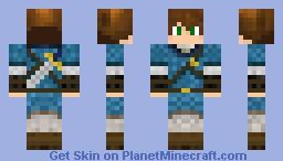Hero Minecraft Skin