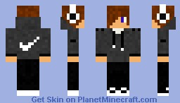 Teenager Minecraft Skin
