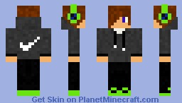 Teenager 2.0 Minecraft Skin