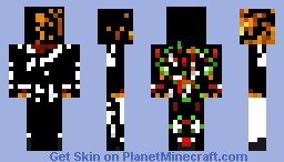 Viros Bicombular Virus Minecraft Skin