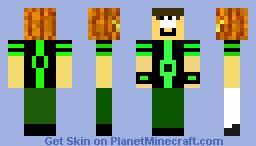 ben 10 omniverse (from skindex) Minecraft Skin