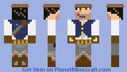 Cowboy Minecraft Skin