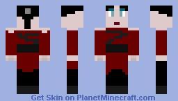 Amy Lee V2 Minecraft Skin