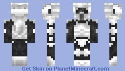 Endortrooper from Star Wars Minecraft Skin