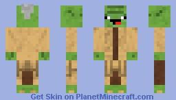 Yoda (Weird Yoda) Minecraft
