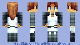 Miranda Lawson- Mass Effect Minecraft Skin