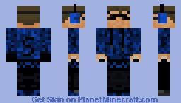 SkyTheKidRS Boy Minecraft Skin