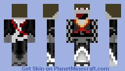 Weird person Minecraft Skin
