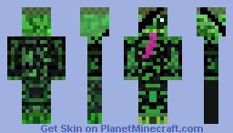 Mutant lizard soldier