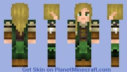 High Elf (Male) Minecraft Skin