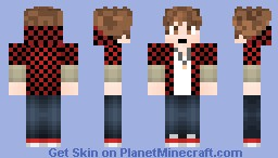 The Bajan Canadian Minecraft Skin