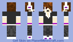 Deadlox Minecraft Skin