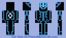 Robot XJ-501 (Laserbeam) Minecraft Skin