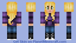 Skinning, And Why We Do It (A Blog Skin) Minecraft Skin