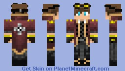 SkyLord Of Azarack :) Minecraft Skin