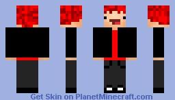 Skizzelake Minecraft Skin