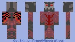Aatrox Minecraft Skin