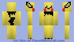 Pichu Minecraft Skin