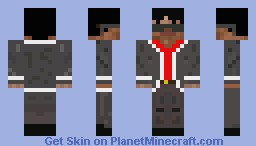 My original Minecraft Skin