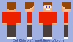 Smooth Skin Minecraft Skin