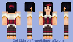 The Gypsy Minecraft Skin