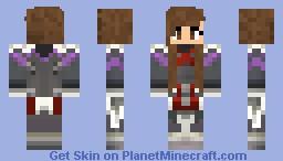 Setosorcerer Girl Minecraft Skin