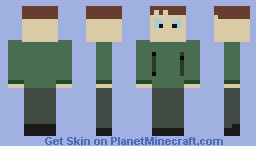 Basic Man Minecraft Skin
