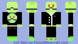 Mr.Haro (gundam) REALISTIC EDITION Minecraft Skin