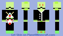 Mr.Haro (gundam) GUNPLA EDITION Minecraft Skin