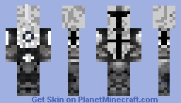 New Armor Minecraft Skin