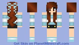 Minecraft Girl Tomboy Skins Gambleh T