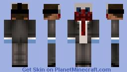 pa Minecraft Skin