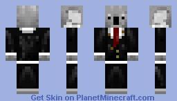 Classy Koala Minecraft Skin