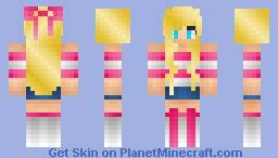 ♥ⓑⓞⓑⓒⓐⓣ♥ Cute School Girl Minecraft Skin