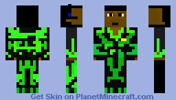 markzplaysmc Minecraft Skin