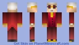 Hannibal Chau Pacific Rim Minecraft Skin