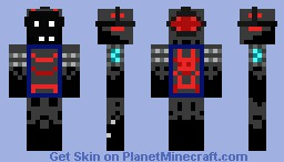 wither Armor Minecraft Skin