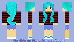 Mary Minecraft Skin