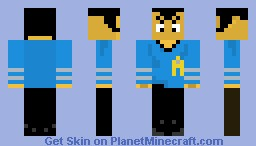 Spock (Star Trek) Skin Contest