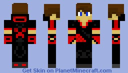 The_Jakentor45 Minecraft Skin
