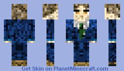 Hideki Sohta Minecraft Skin