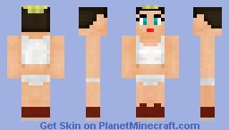 Miley Cyrus [Short Hair Version] Minecraft Skin