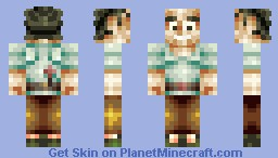 Redstone Artist Minecraft Skin